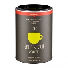 Green Cup Coffee Espresso NAGAMBIKA ESTATE