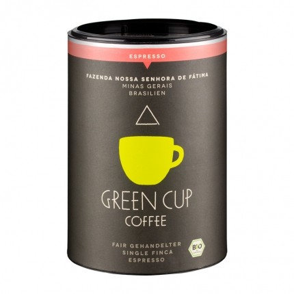 Green Cup Coffee Espresso NOSSA SENHORA