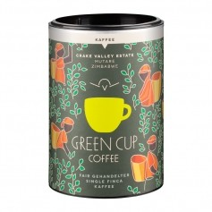 Green Cup Coffee Kaffee CRAKE VALLEY