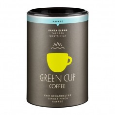Green Cup Coffee Kaffee SANTA ELENA