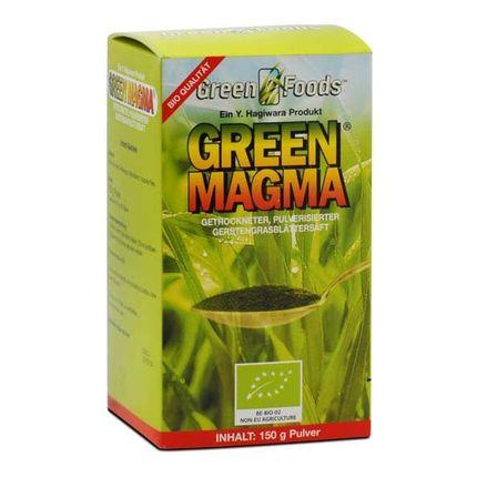 Green Magma Gerstengrasextrakt, Pulver