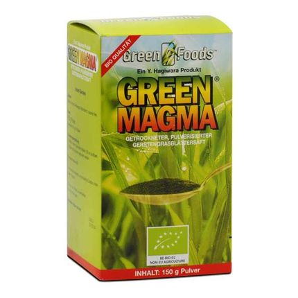 Green Foods, Green Magma extrait d'herbe d'orge, poudre