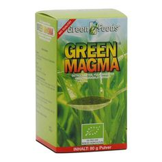 Green Magma Barley Grass Extract Powder
