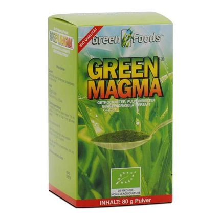 Green Magma Korngräsextrakt, pulver