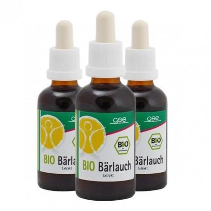 3 x Bärlauch Extrakt Bio, Flüssigkeit
