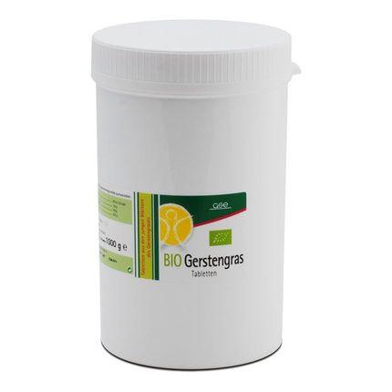 GSE Gerstengras Bio, Tabletten