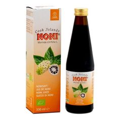 GSE, Cook Islands Noni bio, jus