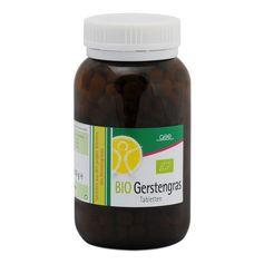 GSE, Herbe d'orge bio, comprimés
