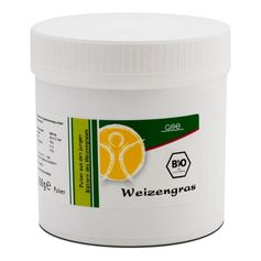 GSE Weizengras Bio, Tabletten