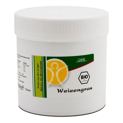 GSE Organic Wheat Grass Powder