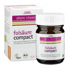 GSE Phyto Vitamins Folsäure Compact, Tabletten