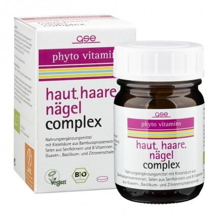 gse phyto vitamins haut haare nägel plex