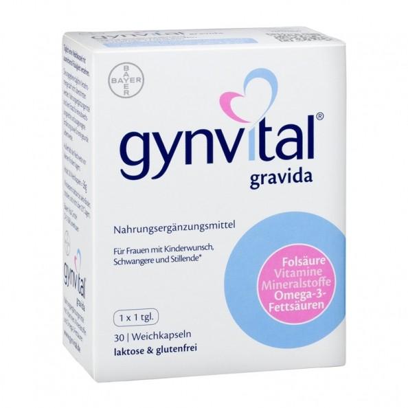 Gynvital Oder Femibion