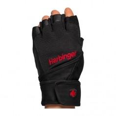Harbinger Pro Wrist Wrap Glove L