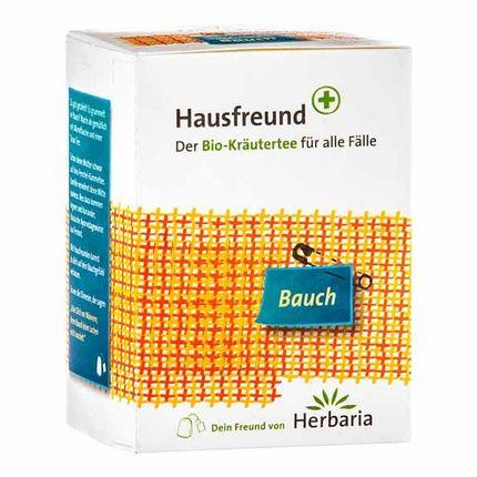 Hausfreund Bio Kräutertee Bauch, Filterbeutel Doppelpack