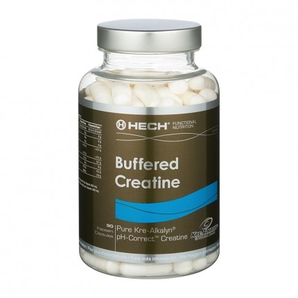 Buffered Creatine (90 Kapseln)