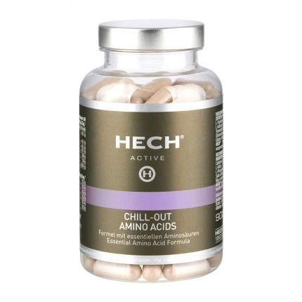 Hech D-Stress Tryptophane Capsules