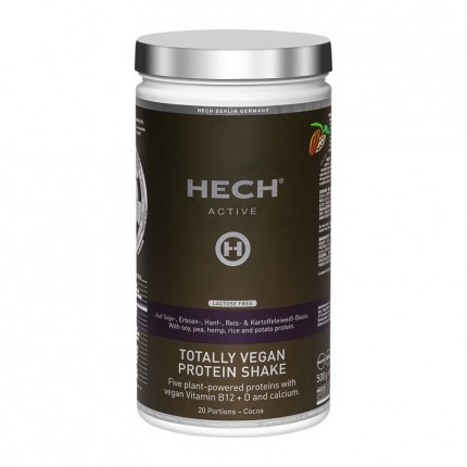 Hech Silky Soy Protein Shake Kakao, Pulver