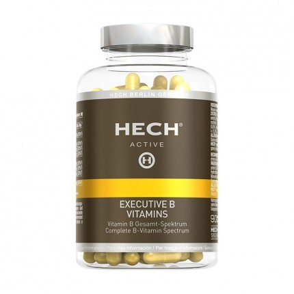 Hech Executive B Vitamins Kapseln
