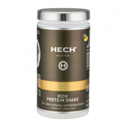 Hech Rich Protein Shake Mango-Lassi, Pulver
