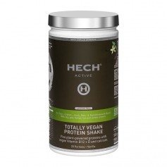 Hech Silky Soy Protein Shake Vanille, Pulver