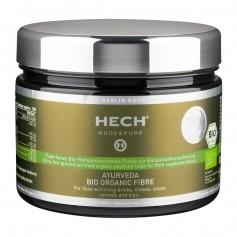 Hech Carry & Cleanse Bio Organic Fibre Flohsamenschalen, Pulver