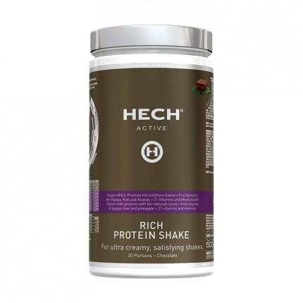 HECH Functional Nutrition, Shake riche en protéines chocolat, poudre
