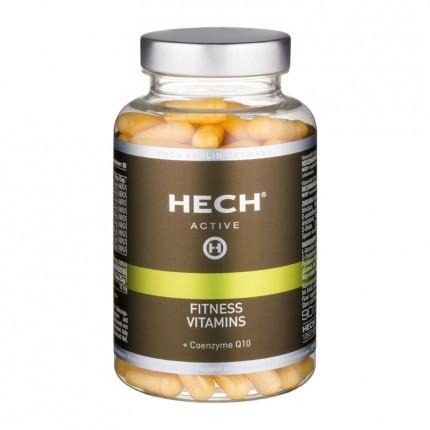 HECH Functional Nutrition, vitamines complètes + Q10, gélules