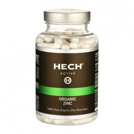 Hech Organic Zinc Capsules