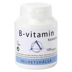 Helhetshälsa B-vitaminkomplex