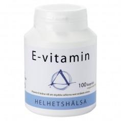 Helhetshälsa E-vitamin