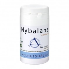 Helhetshälsa Nybalans kapslar