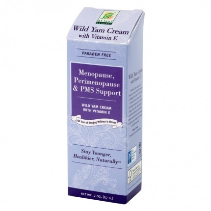 Helhetshälsa Wild Yam Cream 10%
