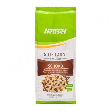 Hensel Bio Gute Laune Müsli, Schoko (454 g)