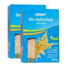 Hensel Bio Haferkleie mit Keim