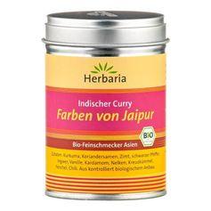 Herbaria Farben von Jaipur - Indischer Curry