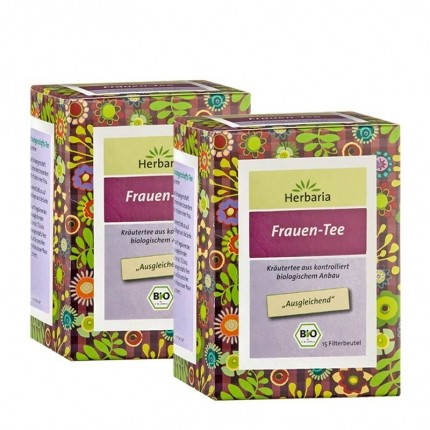 Herbaria Bio Frauen-Tee