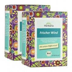 Herbaria Bio Frischer Wind Tee