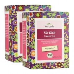 Herbaria Bio Für Dich Frauen-Tee