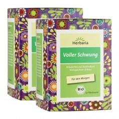 Herbaria Bio Voller Schwung Tee