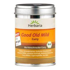 Herbaria Good Old Mild Currygewürz Bio