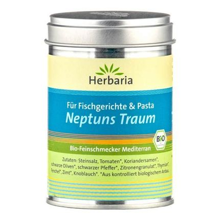 Herbaria Neptuns drøm - økologisk middelhavs krydderblanding