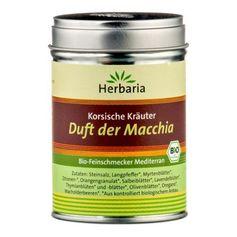 Herbaria, Parfum du maquis - Herbes aromatiques corses biologiques