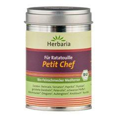 Herbaria, Petit chef - Épices pour ratatouille