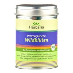 Herbaria Provencalisches Wildblütengewürz Bio