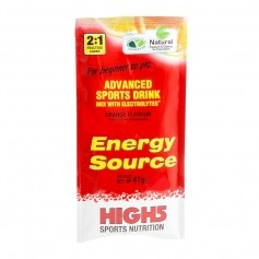 High5 Energy Source Apelsin, Pulver