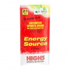 High5 Energy Source Citrus, Pulver