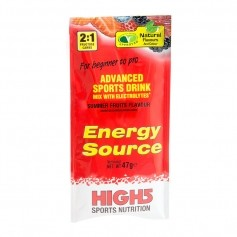 High5 Energy Source Sommarfrukter, Pulver
