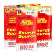 High5 Energy Source Test-Paket