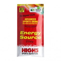 High5 Energy Source Tropical, Pulver